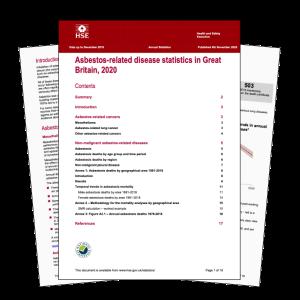 HSE Asbestos related disease statistics 2020